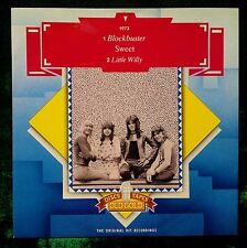 """SWEET 7"""" SINGLE - 1987 SPECIAL EDITION - BLOCKBUSTER - LITTLE WILLY VINYL RECORD"""