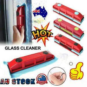 Magnetic Window Cleaner Glass Wiper Cleaning Brush Double Sided Glass Cleaner WQ
