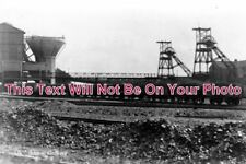 LA 1487 - Upton Colliery, Near Doncaster, South Yorkshire - 6x4 Photo