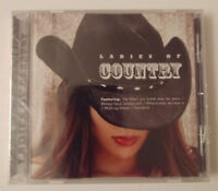 LADIES OF COUNTRY - VARIOUS ARTISTS BRAND NEW & SEALED CD