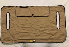 Classic Accessories Fairway Golf Cart Lined Bench Seat Cover, Khaki