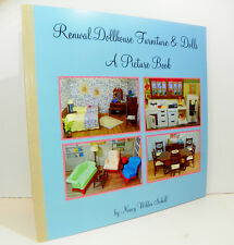 RENWAL PICTURE BOOK Guide Vintage Miniature Dollhouse Furniture Ideal