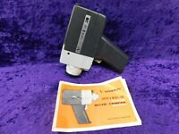 Vintage VICEROY Automatic Super 8mm Zoom Lens Movie Camera - Free Shipping
