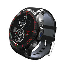 S11 MTK6572 Dual Core 1.2GHz Android 5.1 Bluetooth Smart Sport Watch Black