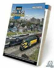 Walthers 913-219 2019 HO N & Z Scale Reference Book Catalog