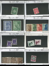 GERMANY ASSORTMENT ON 60+ DISPLAY CARDS-LOT 3!