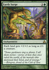 MTG Magic - (R) Guildpact - Earth Surge - SP