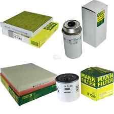 Mann-filter Set Ford Transit Bus Pickup/Chassis 10228683