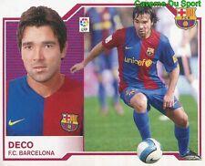 DECO PORTUGAL FC.BARCELONA STICKER LIGA ESTE 2008 PANINI