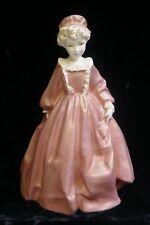 Vintage Royal Worcester Grandmother's Dress Figurine 3081