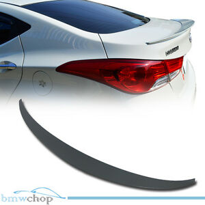 Fit For Hyundai MD UD Elantra 5th Avante OE Type Rear Trunk Spoiler Wing 11-15