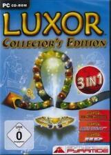LUXOR 5 Die fünfte Passage + Amun Rising + HD Collectors edition Neuwertig