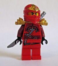 Lego KAI ZX Ninjago Red Ninja Minifigure 9443 9441 9449 9561