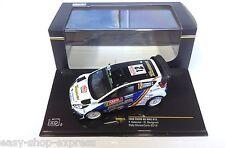 Ford Fiesta RS WRC rallye Monte Carlo 2014 1:43 IXO VOITURE DIECAST RAM571