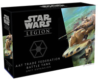 AAT Trade Federation Battle Tank Unit Expansion Star Wars: Legion FFG NIB