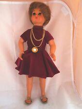 Rara Bambola Furga Ancient Snodata Restaurata Doll Poupee Puppen Vintage Antico