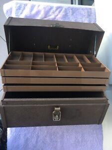 Kennedy Kits 613 Tool Box Tackle And Box