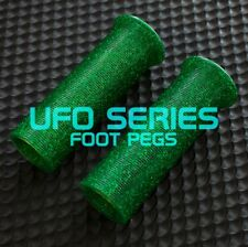 GALAXY PEGS w/ INSERT MOUNTS UFO SERIES HARLEY XS650 CHOPPER CHOOSE COLOR/STYLE!