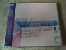 UNDERWORLD - PEARL'S GIRL - 3 MIX DANCE CD SINGLE