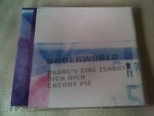 UNDERWORLD - PEARL'S GIRL - 3 MIX DANCE CD SINGLE