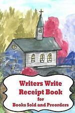 Writers Write Receipt Book by Barbara Appleby (2015, Paperback)
