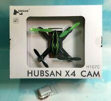 New Hubsan X4 H107C Quadcopter Drone with HD Camera Green/Black Bonus Battery