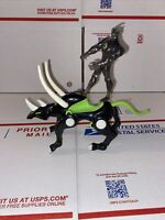 ALIEN X Ben 10 Figure & Creature Vehicle (Bandai 2008 - 2009) - ULTRA RARE