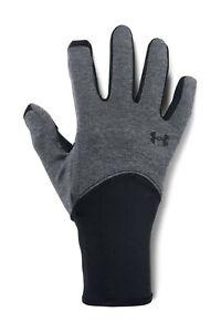 Under Armour Ponte WOMEN'S Liner Run Gloves 1318635-001