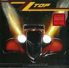 ZZ Top - Eliminator - New Red Vinyl LP