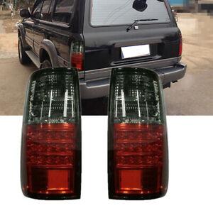 2x Red LED Tail Light Brake Lamp fit for Toyota Land Cruiser FJ80 91-97 New