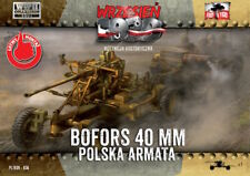 First to Fight 1/72 Polish Bofors 40mm Anti Aircraft Gun # 036