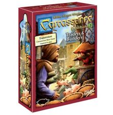 Games: Carcassonne Expansion 2 Traders and Builders 2nd Edition