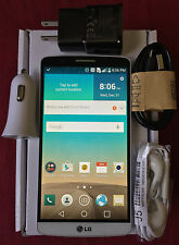 Lg G3 D851 Blanco T-Mobile Gsm 4G Libre 32GB 13MP Android 5.0.1 Smartphone