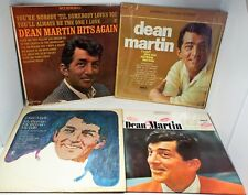 4 DEAN MARTIN LP ~ My Woman My Wife / You Can't Love 'Em All / Hits Again