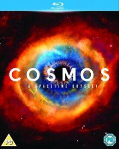 Cosmos: A Spacetime Odyssey [Blu-ray] [2014] [Region Free] [DVD][Region 2]