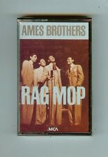 THE AMES BROTHERS - RAG MOP - CASSETTE - NEW