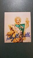 Phyllis Diller-signed photo-70 - coa