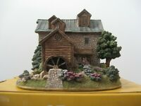 "Lilliput Lane Collectibles L2376 ""Keirstead Mill"" Mint in original box with deed"