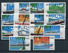 ST. Kitts 286/99 post freschi/libero Marchi-navi... 1/1175