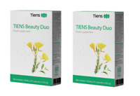 2 packs x Tiens Beauty Duo 30 caps.