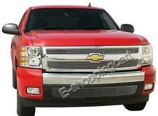 2007-2013 Chevy Silverado 1500 Billet Grille Grill Insert Combo