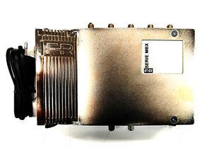 Centralino TV Fracarro 4 ingressi FM,III+DAB,IV,V, UHF 43dB MBX 5740LTE 235108