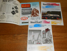 New Listing1995 1996 Tiger Hightest Magazine / Gas & Oil Collectibles / 3 Issues