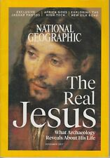 National Geographic December 2017 The Real Jesus  (Magazine: Nature, Geography)