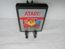 Ms. Pacman Pac Man Atari 2600 Game Cartridge Tested Works Arcade Classic