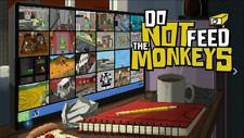Do Not Feed The Monkeys PC Steam Digital (SAME DAY DELIVERY)