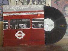DEREK BAILEY EVAN PARKER, LONDON CONCERT - UK INCUS 16 LP