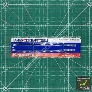 Tamiya Craft Tools 74017 Paint Stirrer MK817 (2 pcs.) , TRACKED & COMBINED SHIP