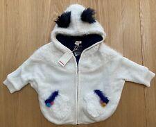NEW: Catimini Baby Girls' Manteau Tricot Coat 18M