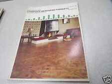 LE NOUVEAU JOURNAL DE CHARPENTE MENUISERIE PARQUETS N° 12 decembre 1975 H VIAL *